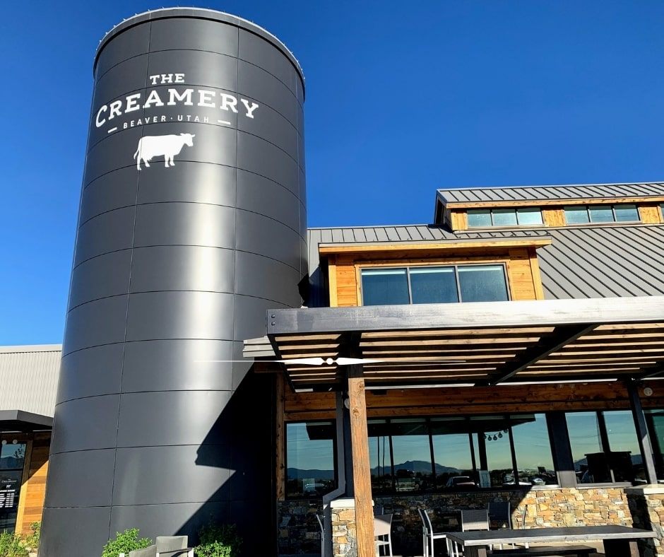 A Southern Utah Road Trip Tradition: The Creamery in Beaver, UT